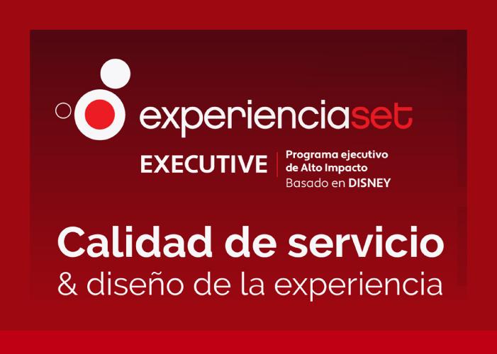 Calidad de Servicio & diseño de la experiencia